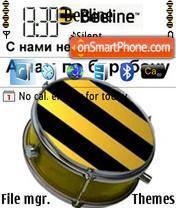 Beeline 02 theme screenshot