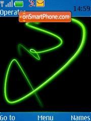 Скриншот темы Glow
