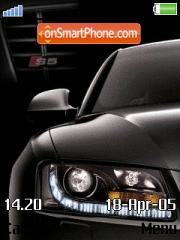 Audi S5 01 es el tema de pantalla