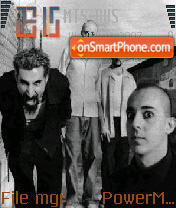 Soad 01 tema screenshot