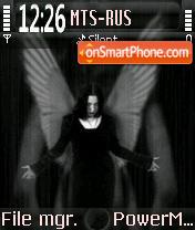 Dark Angel 04 es el tema de pantalla