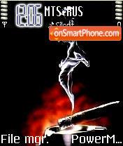 Smoke 02 theme screenshot