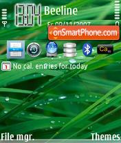 Leopard Theme OSX v3 es el tema de pantalla