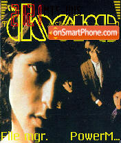 Jim Morrison 01 theme screenshot
