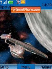 Star Trek theme screenshot