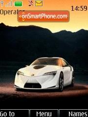 Car Theme theme screenshot