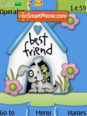 Best Friends es el tema de pantalla