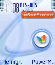 Msn 02 theme screenshot