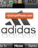 Adidas 16 tema screenshot