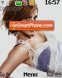 Jessica Alba 05 es el tema de pantalla