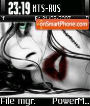 Scarface 01 theme screenshot