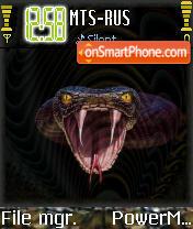 Cobra 01 es el tema de pantalla