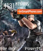 Resident Evil 07 es el tema de pantalla