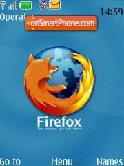 Capture d'écran Firefox 05 thème