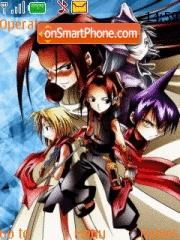 Shaman King 02 theme screenshot