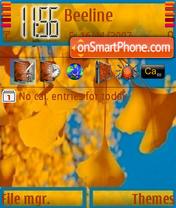 Yellow Leaf es el tema de pantalla
