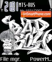 Bad Boys es el tema de pantalla
