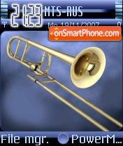 Saxophone es el tema de pantalla