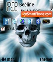 Скриншот темы Cherepok