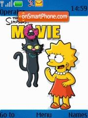 Simpsons Movie 01 theme screenshot