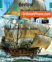 Ship 02 es el tema de pantalla