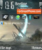 Half Life2 ep2 theme screenshot