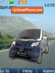 Smart Car Theme-Screenshot