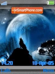 Night2 es el tema de pantalla