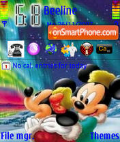 How Nice theme screenshot
