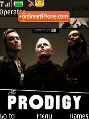 Prodigy es el tema de pantalla