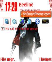 Hitman v1 theme screenshot