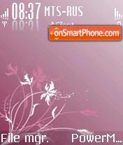 Pink Lamour es el tema de pantalla