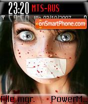 Fear 01 es el tema de pantalla