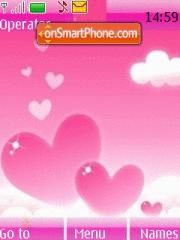 1st love theme screenshot