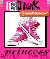 Punk Princess es el tema de pantalla