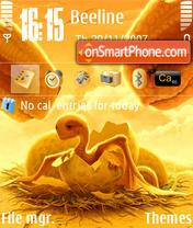 Dragon's Theme-Screenshot