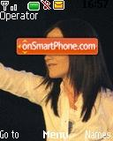 Dolores O'riordan tema screenshot