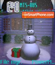 New Year 02 theme screenshot