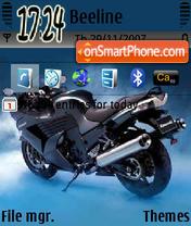 Kawasaki Cool es el tema de pantalla