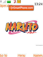 Naruto 08 theme screenshot