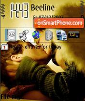 Kiss 07 theme screenshot