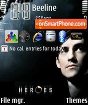 Heroes 1 - By Reda theme screenshot