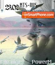 Look 01 es el tema de pantalla