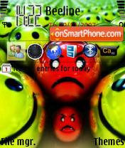 Smail 01 theme screenshot