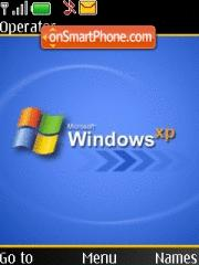 Windows Xp 10 theme screenshot