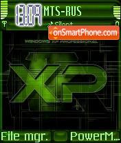 XP Pro theme screenshot