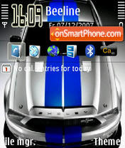 Shelby Power theme screenshot