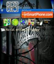 West Coast Customs 02 theme screenshot