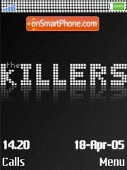 Скриншот темы Killers Beta
