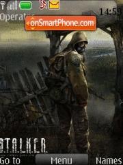 Скриншот темы Stalker 06